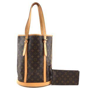 Louis Vuitton Marais Shoulder Bucket with Pochette